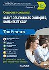 Télécharger le livre :  Concours commun Agent des finances publiques, douanes et CCRF - 2020-2021