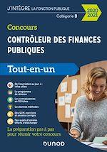 Téléchargez le livre :  Concours Contrôleur des finances publiques - 2020-2021