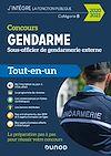 Télécharger le livre :  Concours Gendarme - Sous-officier de gendarmerie externe - 2020/2021