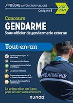 Téléchargez le livre :  Concours Gendarme - Sous-officier de gendarmerie externe - 2020/2021