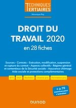 Download this eBook Droit du travail 2020 en 28 fiches