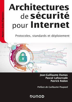 Téléchargez le livre :  Architectures de sécurité pour internet - 2e éd.