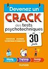 Télécharger le livre :  Devenez un crack des tests psychotechniques en 30 jours - 2e éd.
