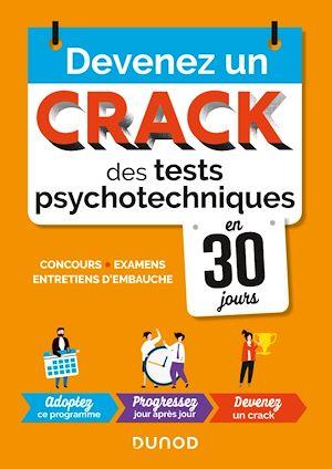 Téléchargez le livre :  Devenez un crack des tests psychotechniques en 30 jours - 2e éd.