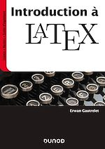 Download this eBook Introduction à LaTeX