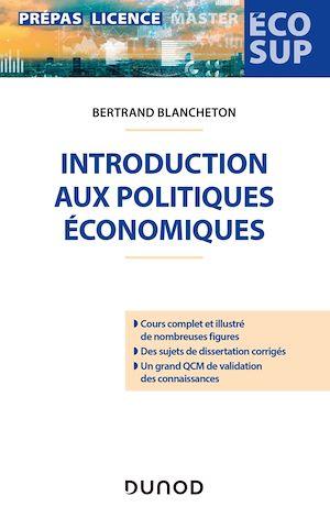 Téléchargez le livre :  Introduction aux politiques économiques