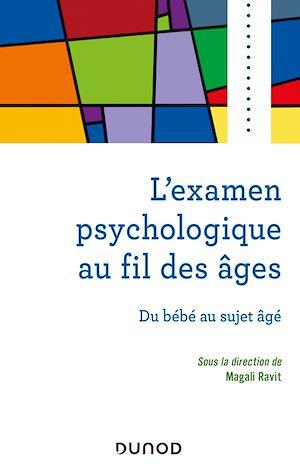 Téléchargez le livre :  L'examen psychologique au fil des âges