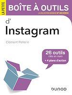Téléchargez le livre :  La petite boîte à outils d'Instagram