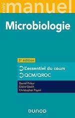 Téléchargez le livre :  Mini Manuel - Microbiologie - 3e éd