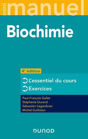 Téléchargez le livre :  Mini Manuel de Biochimie - 4e éd.