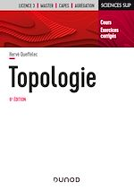 Téléchargez le livre :  Topologie - 6e éd.