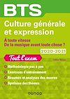 Télécharger le livre :  BTS Culture générale et Expression 2020-2021