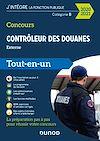 Télécharger le livre :  Concours Contrôleur des douanes - Externe - Tout-en-un - 2020/2021