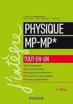 Téléchargez le livre :  Physique MP-MP* Tout-en-un