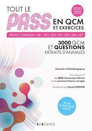 Téléchargez le livre :  Tout le PASS en QCM et exercices 2020-2021