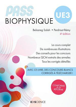 Téléchargez le livre :  PASS UE3 Biophysique