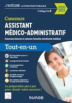 Download this eBook Concours Assistant médico-administratif 2020-2021 Tout-en-un