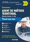 Télécharger le livre :  Concours Agent de maîtrise territorial 2021