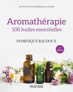 Image de couverture (Aromathérapie - 2e éd.)