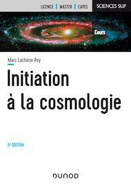 Téléchargez le livre :  Initiation à la Cosmologie - 5e éd