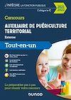 Télécharger le livre :  Concours Auxiliaire de puériculture territorial 2021-2022