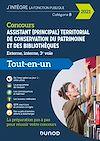 Télécharger le livre :  Concours Assistant (principal) territorial de conservation du patrimoine et des bibliothèques