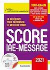 Télécharger le livre :  Score IAE-Message - 2021