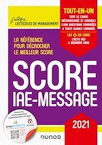 Téléchargez le livre :  Score IAE-Message - 2021