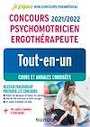 Télécharger le livre :  Concours 2021/2022 Psychomotricien Ergothérapeute