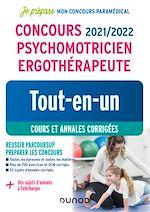 Téléchargez le livre :  Concours 2021/2022 Psychomotricien Ergothérapeute