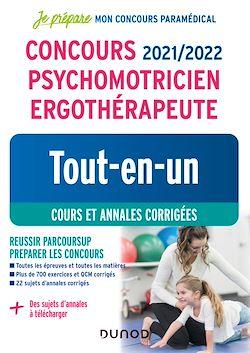 Download the eBook: Concours 2021/2022 Psychomotricien Ergothérapeute