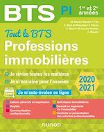 Téléchargez le livre :  Tout le BTS Professions immobilières - 2020-2021
