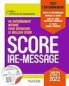 Télécharger le livre :  Score IAE-Message - 2021-2022