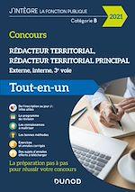 Téléchargez le livre :  Concours Rédacteur territorial - 2021