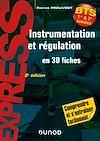 Télécharger le livre :  Instrumentation et régulation- 2e éd