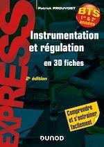 Téléchargez le livre :  Instrumentation et régulation- 2e éd