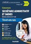 Télécharger le livre :  Concours Secrétaire administratif et SAENES - Concours 2021