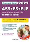 Télécharger le livre :  Mon Grand Guide pour entrer en école du travail social- 2021