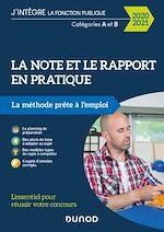 Téléchargez le livre :  La note et le rapport en pratique - 2020-2021