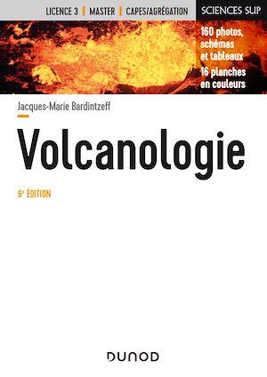 Téléchargez le livre :  Volcanologie - 6e éd.