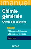 Télécharger le livre :  Mini Manuel - Chimie générale - 3e éd.