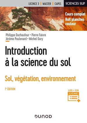 Téléchargez le livre :  Introduction à la science du sol - 7e éd.