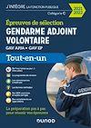 Télécharger le livre :  Epreuves de sélection Gendarme adjoint volontaire - 2021-2022