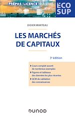 Download this eBook Les marchés de capitaux - 3e éd.