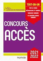 Téléchargez le livre :  Concours Accès 2021-2022