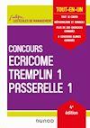 Télécharger le livre :  Concours Écricome Tremplin 1 et Passerelle 1 - 4e éd.
