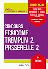 Télécharger le livre :  Concours Écricome Tremplin 2 et Passerelle 2 - 4e éd