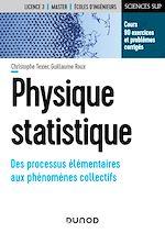 Téléchargez le livre :  Physique statistique