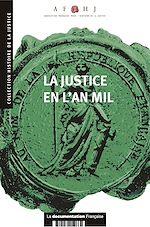 Téléchargez le livre :  La justice en l'an mil