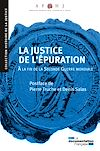 Télécharger le livre :  La justice de l'épuration